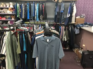 The Happenstance Store - Men's Used Clothing